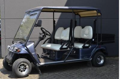 Bs4rc Golfkar Met Kenteken Met Laadbak E Buggy Motive